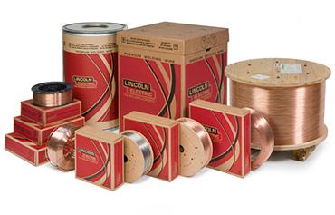 Filo pieno (GMAW) per Saldatura di Acciaio al Carbonio ULTRAMAG SG3 (AWS: ER 70S-6 – ISO: G3Si1) Lincoln Electric