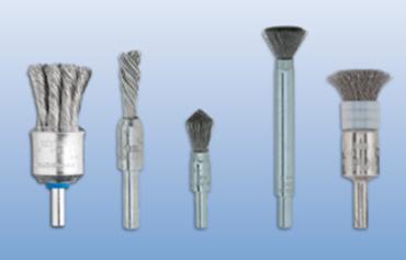 Spazzole acciaio inox per Abrasivi PFERD per Pulizia e la finitura di superfici